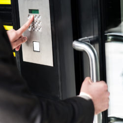 Commercial Security Sites