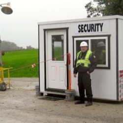 Site Security for Buildings