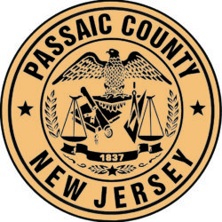 Passaic County New Jersey Seal